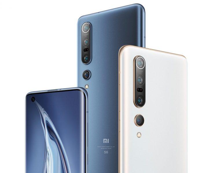 Xiaomi Mi 10 w europie