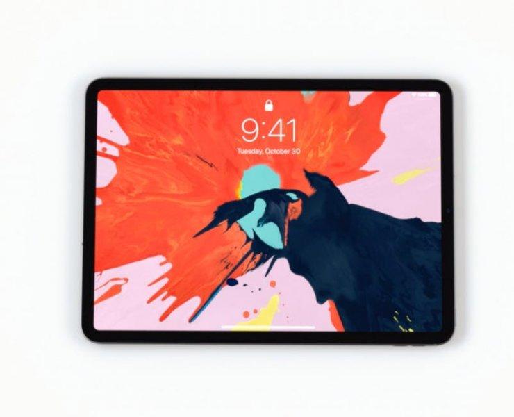 iPad Pro poziomy