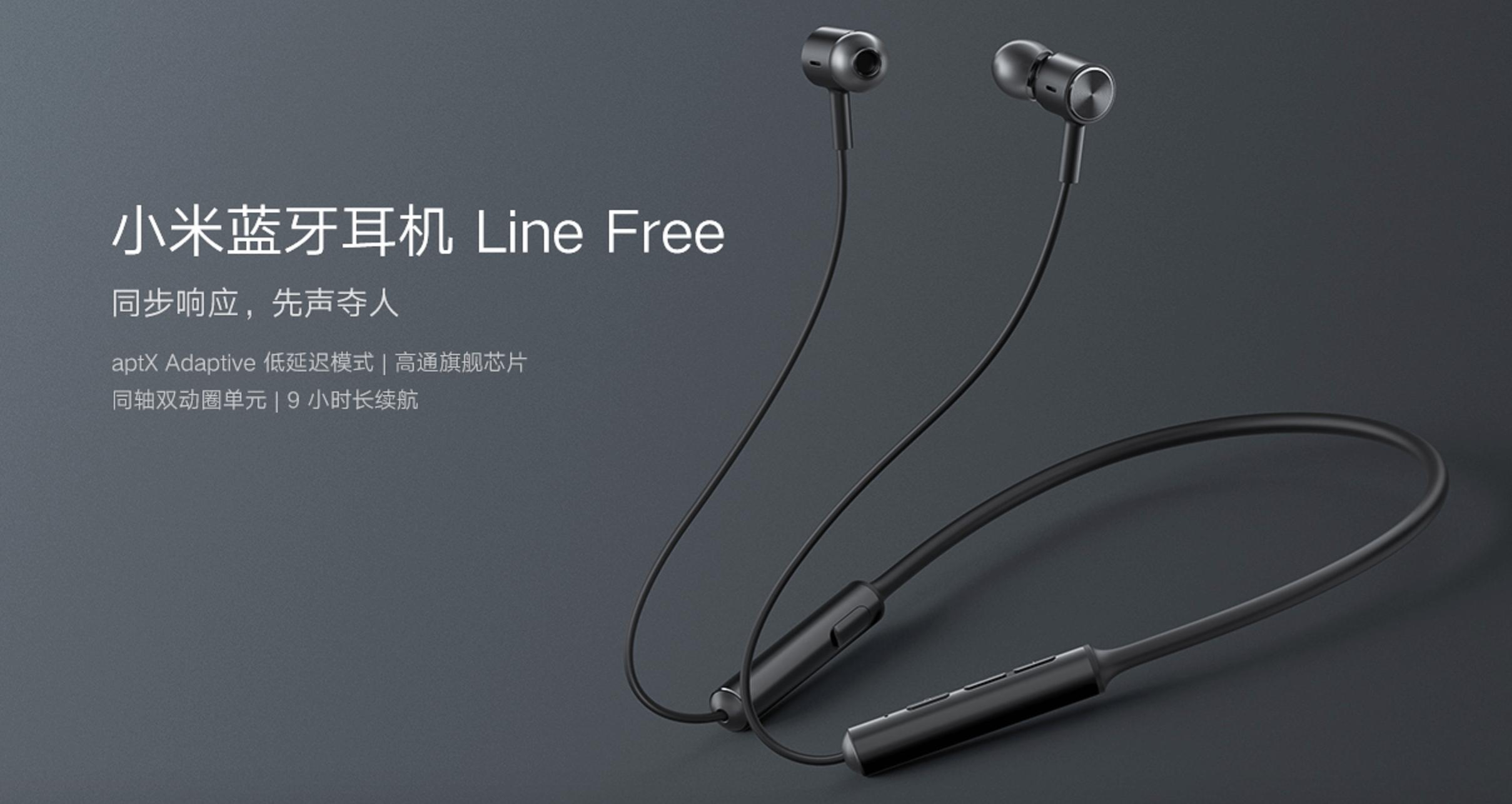 Xiaomi Line Free 1