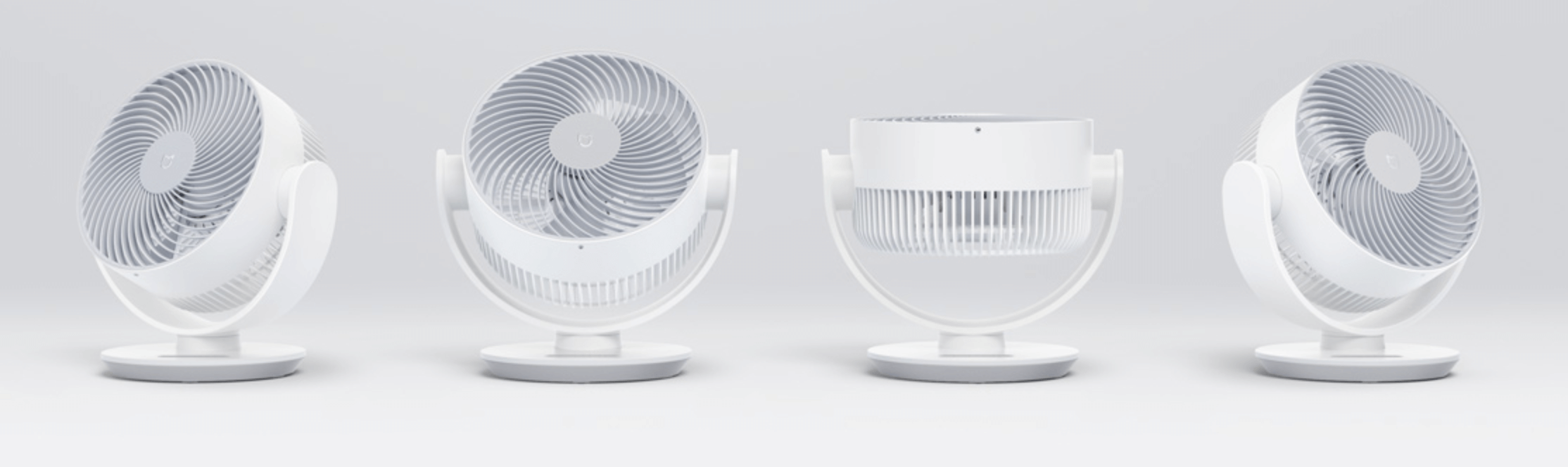 Mijia DC Frequency Conversion Circulating Fan