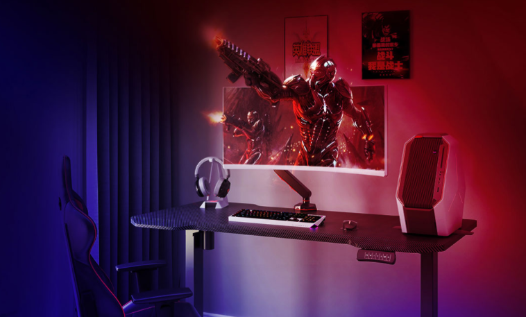 Loctek desk gaming