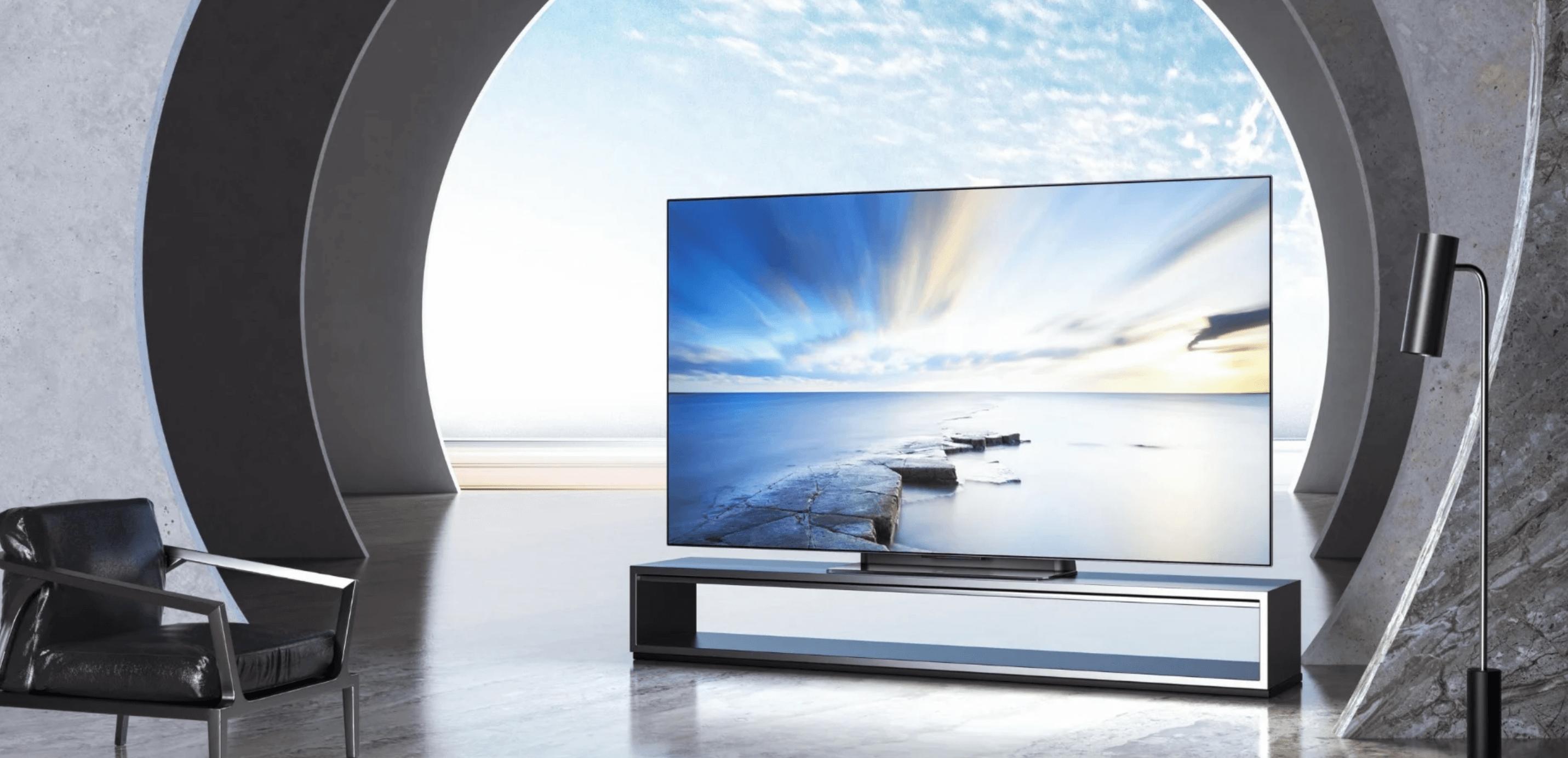 Xiaomi Mi TV Master rynku TV