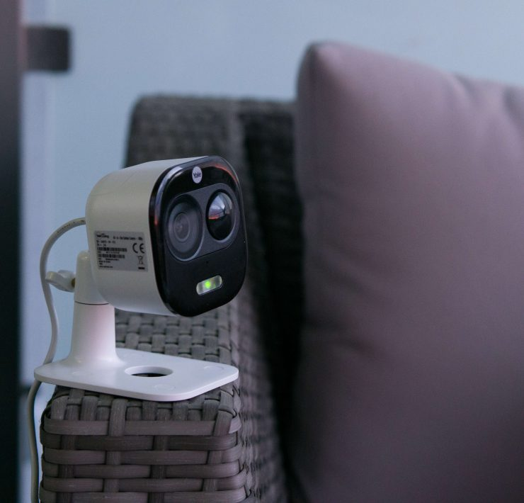 Zewnętrzna kamera Yale -3