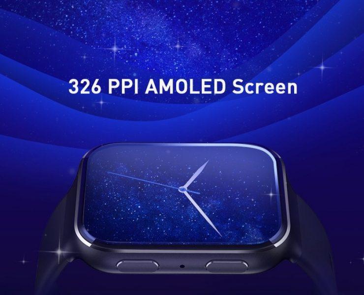 70mai Saphir Smartwatch 4