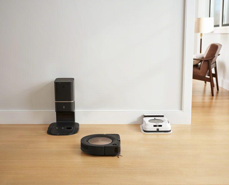 Roomba iRobot Genius