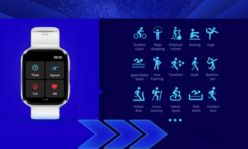 70mai smartwatch 4