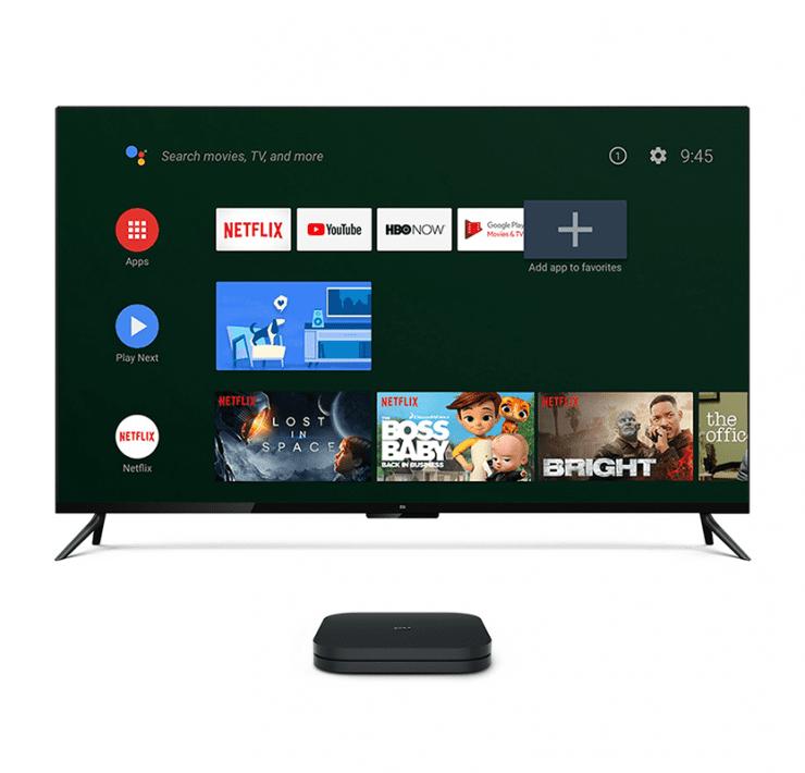 xiaomi mi tv box android tv 9.0